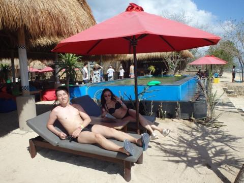 Beach Club   Bali Dream Walk